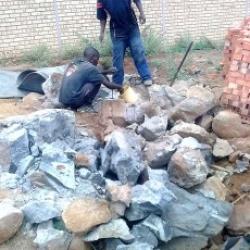 Rock Blasting Bloemfontein